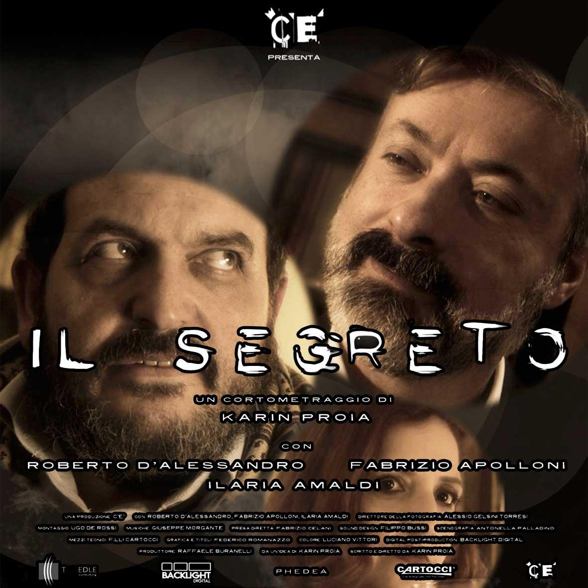 il segreto cover